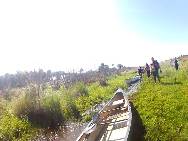 canoe portage 4