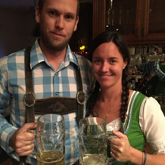 Bier & Bratwurst?